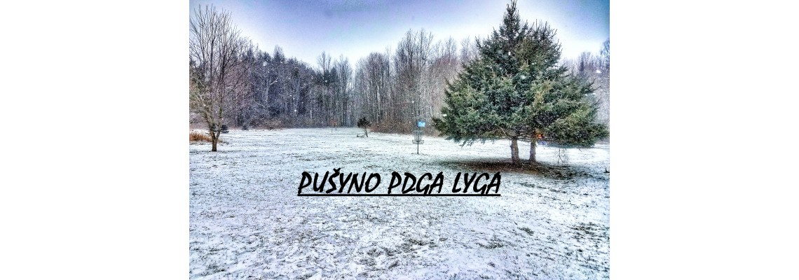 Pušyno PDGA League