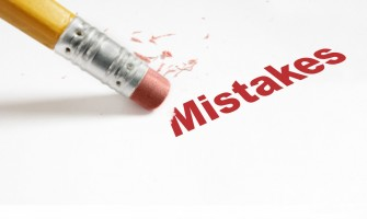 Kaip numesti toliau ir kokių klaidų nedaryti.