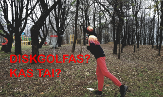 What is DISC GOLF ?