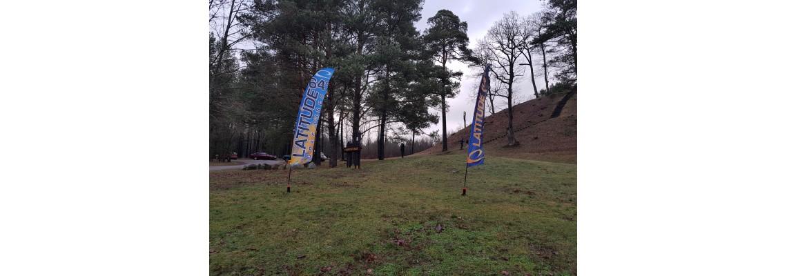 Dviejų parkų iššūkis Pdga-C