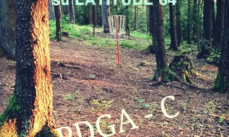 Season closing 2020 with Latitude 64 PDGA-C