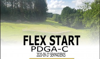 FLEX START, PDGA-C