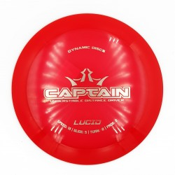 DYNAMIC DISCS - CAPTAIN, LUCID