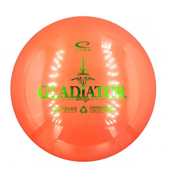 LATITUDE 64- GLADIATOR, RECYCLED