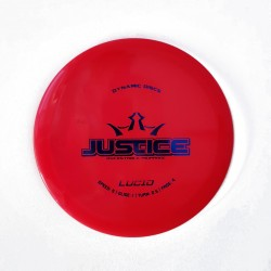 DYNAMIC DISCS - JUSTICE, LUCID