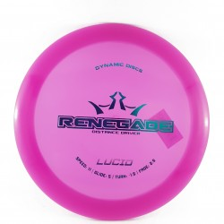 DYNAMIC DISCS - RENEGADE, LUCID