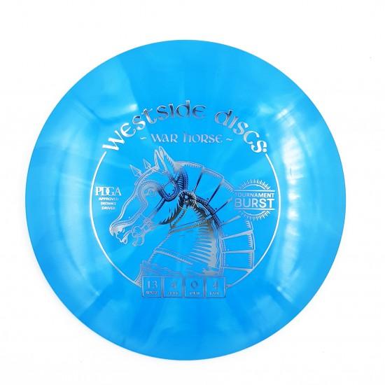Westside Discs - WAR HORSE, Tournament Burst