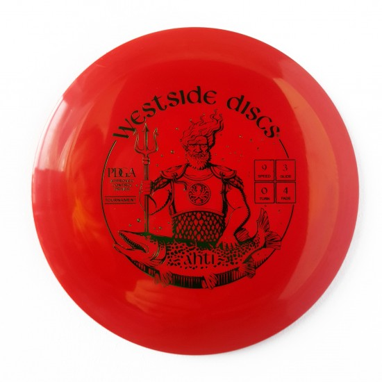 Westside Discs - Ahti, Tournament