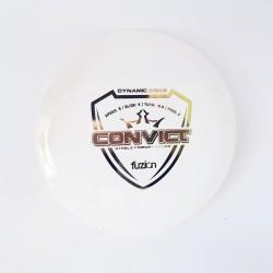 DYNAMIC DISCS - CONVICT, FUZION