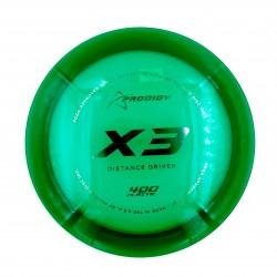 PRODIGY DISC X3 400